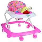 Andador Racer con centro de juegos gehfrei Andador Baby Walker en 3colores diferentes rosa