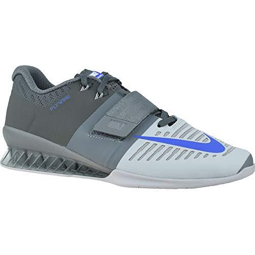 Nike 852933-001_49,5, Calzado Deportivo para Hombre, Grey, 49.5 EU