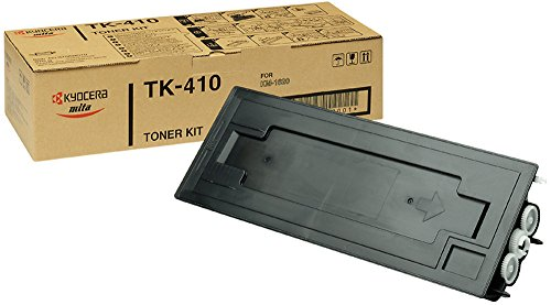 Kyocera 370AM010 TK-410 Tonerkartusche 15.000 Seiten, schwarz