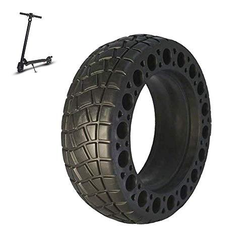 J-Clock Neumático Scooter, neumático sólido Panal Abeja 6 Pulgadas 6X1.85, neumático Amortiguador no Inflable, Adecuado para Scooter eléctrico 2/3/4 Ruedas