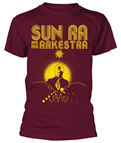 WMG Sun Ra And His Arkestra Maroon Men T-Shirt