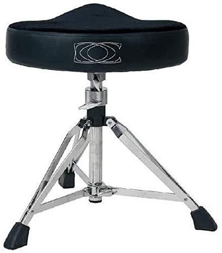 Gewa Basix F805162 Schlagzeughocker 600 Serie DT-410, 9 cm