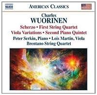 Chamber Music by Brentano String Quartet (2011-03-29)