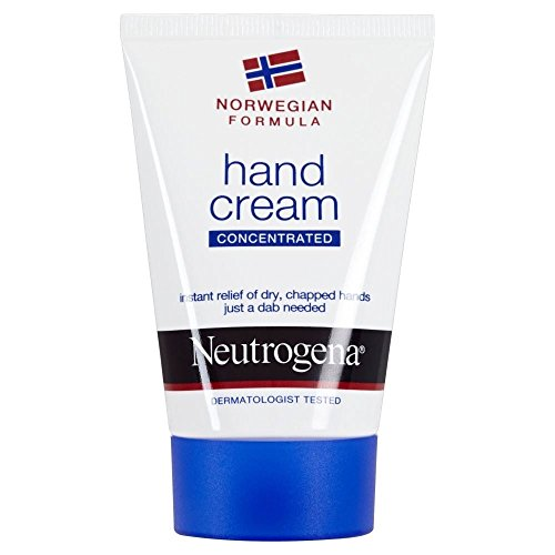Neutrogena Norwegian Formula Hand Cream Concentrated (50ml) - Pack of 6