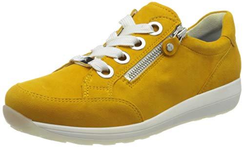 ara Damen OSAKA Sneaker, Gelb (Sun 22), 38 EU(5 UK)