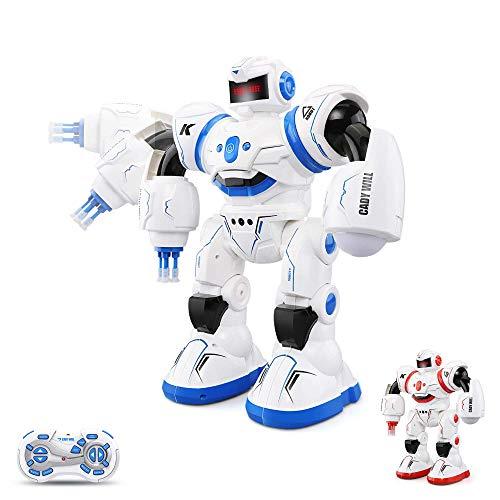 HSP Himoto Neuheit RC Ferngesteuerter Kampf Roboter mit Tanz- und Schussfunktion, Sound- und Musikfunktionen und vieles mehr, NEU OVP