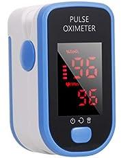 Anself Mini Dispositivo di misurazione del Dito a Lettura Rapida, 1PC