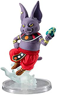 Gashapon Dragon ball super UG Ultimate Grade The Best 02 god of Destruction Champa Special Color Version Capsule Toy