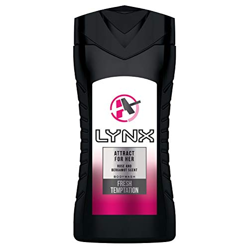 Lynx Attract For Her Duschgel, 250 ml