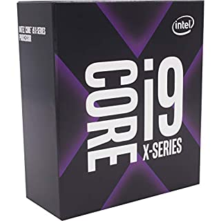 Intel Core i9-9940X X-Series Processor 14 Cores up to 4.4GHz Turbo Unlocked LGA2066 X299 Series 165W Processors (999AC9) (B07JFH771Y) | Amazon price tracker / tracking, Amazon price history charts, Amazon price watches, Amazon price drop alerts