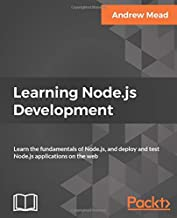 learning node js livelessons