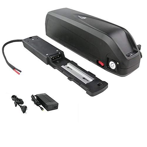 NLNL Bateria Bicicleta Electrica 36 V / 48 V / 52 V, batería de Litio 18650 de Bicicleta eléctrica, BMS avanzado, Cargador, Adecuado para Motores de 1000 W / 750 W / 500 W-36V 13AH