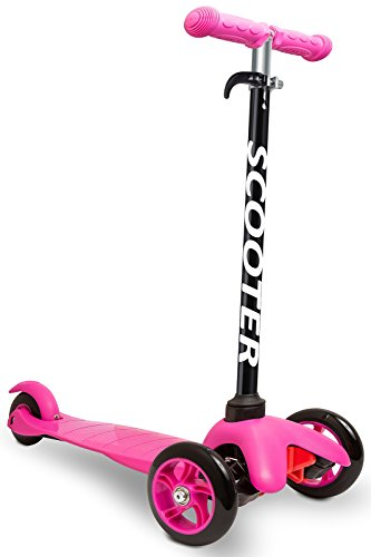 Den Haven Deluxe 3 Wheel Scooter
