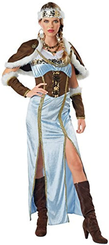 Seasons Viking Princess Costume, Multicolor, Medium (810) by Seasons