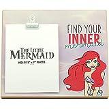 Open Road Brands Disney The Little Mermaid Ariel Wood...