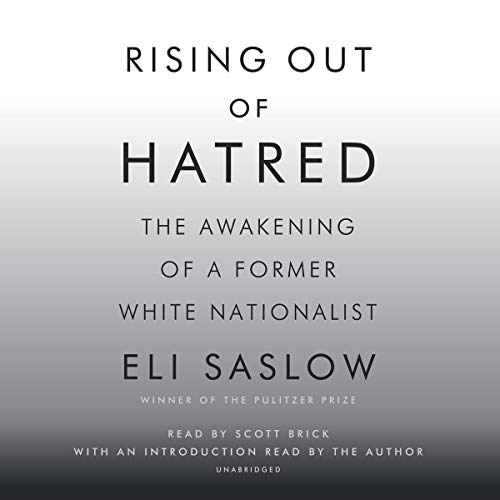 Rising out of Hatred audiobook cover art