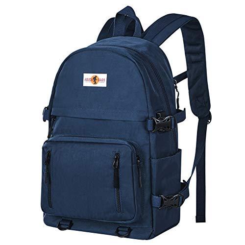 Rucksack Mädchen Teenager Jungen Schulrucksack mit USB Laptop Schulranzen Leichtgewicht Schultaschen für Damen Herren
