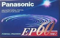 Panasonic/パナソニック カセットテープ 60分 ノーマル/TYPEⅠ
