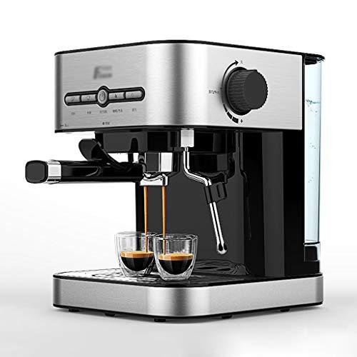 WGYDREAM Ekspres do kawy, w pełni automatyczny, ze zdejmowanym zbiornikiem na wodę i ciśnieniem 15 stopni