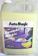 Auto Magic Banana Magic Cream Wax 73 - Automotive Polish and Sealant - 1 gal