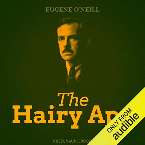 The Hairy Ape audiobook cover art