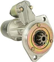 DB Electrical SHI0074 New Starter For Isuzu Engines 4Ba1 4Bc1 4Bc2 Insustrial 5811001280, 5811001281, 5811001282, 8942549221, 8943205310 110723 410-44005 19903 STR-6103 STR-6100 2-2230-HI 2-2231-HI