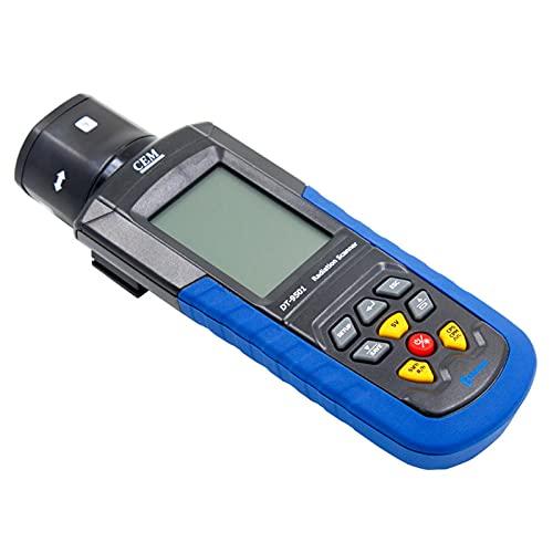 WMQ Handheld Digital Nuclear Radiation Detector Geiger Counter Semi-Functional Type Dosimeter Dosimeter Marble Tester