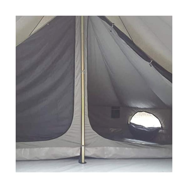Quest 5-Metre 4 Person Bell Tent 6