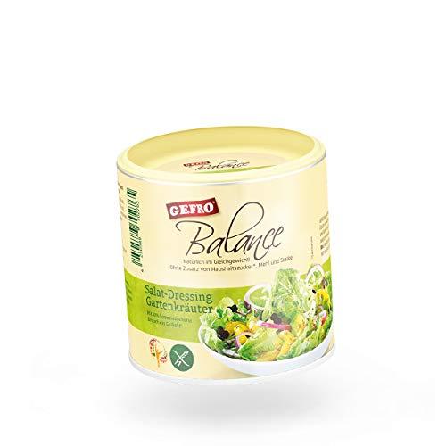 GEFRO Balance Salatdressing Salatwürze vegan, Salatfix verschiedene Sorten (Gartenkräuter)