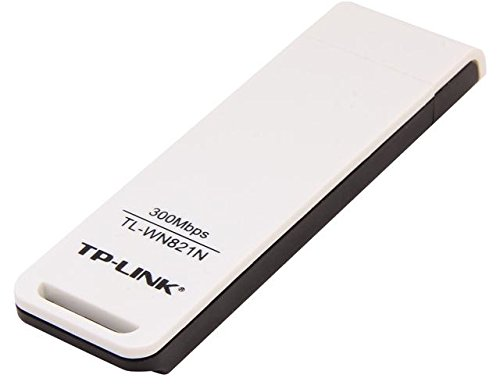 TP-LINK TL-WN821N Tarjeta Red WiFi N300 USB