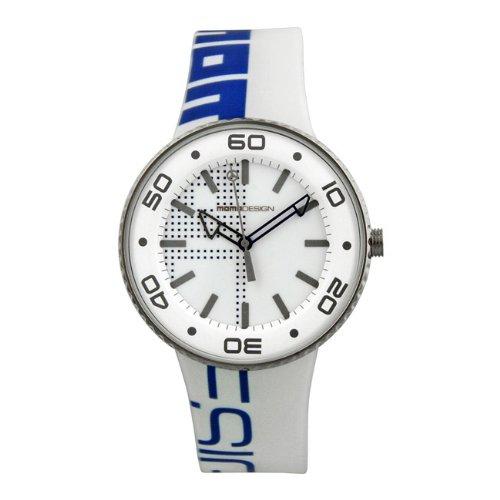 MOMO Design MD187-RB-16WTBL - Reloj de pulsera, color blanco