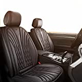 GXTIAN Heated Car Seat Cover 12/24V Universal Heating Cushion Warm for Winter Universal Auto Seat Covers Seat Heater