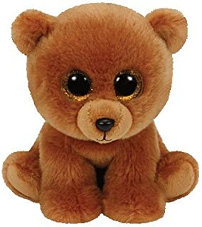 Ty Classic Brownie The Brown Bear Plush