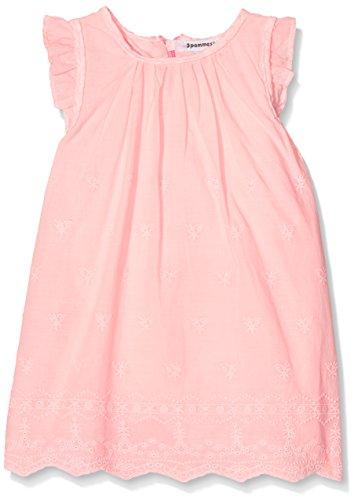 3 Pommes Love Princess 2, Vestido para Bebé-Niñas, Rosa (Rose (Peche Moyen)), 3-6 Meses