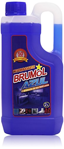 Brumol - Azul - Desengrasante - 2000 ml