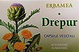 DREPUR 24 Capsule Carciofo, Bardana, Cardo mariano, depurativo, fegato