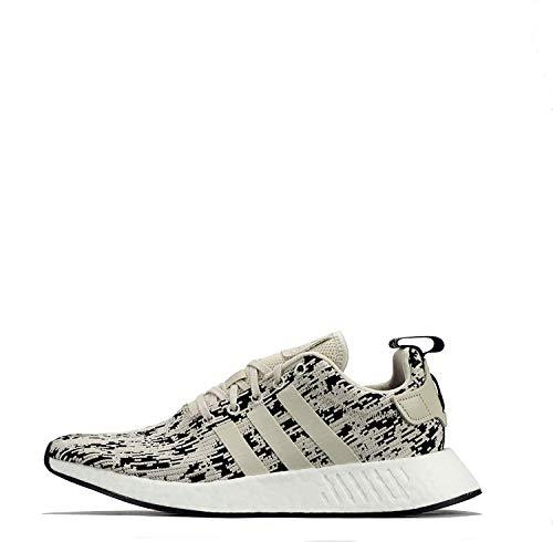 adidas NMD_r2, Herren-Sneaker, Beige - Braun Beige Bb6196 - Größe: 40 2/3 EU