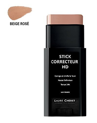 LAURE CHERET - Corrector de maquillaje HD - Beige rosado