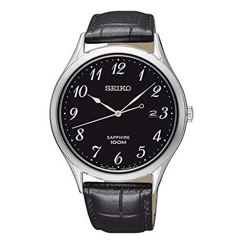Reloj Seiko Neo Classic SGEH77P1 Hombre Negro