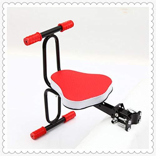 TLBBJ Bicycle Accessories MTB Asiento para niños Bicicleta de Montaje en Bicicleta para niños Portátiles Plegables Silla Caja de Seguridad para M365 Scooter eléctrico Montaña Cruiser Bike Durable