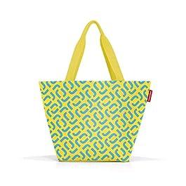 reisenthel Shopper-ZS2030, Cabas. Femme, Citron Vert, Medium