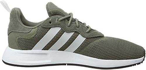 adidas Mens X_PLR 2 Sneaker, Green Legacy Green Footwear White Core Black, 42 2/3 EU
