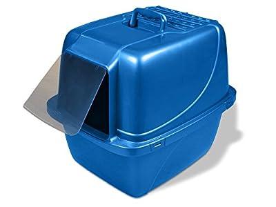 Van Ness Odor Control Extra Giant Enclosed Cat Pan with Odor Door - #CP7