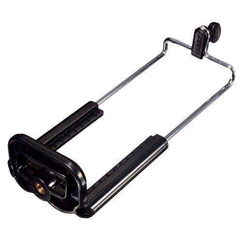 Cell Phone Tablet Camera Stand Clip Tripod Holder Bracket Holder for Selfie Stick Phone Clip Accessories