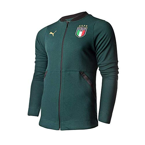 felpa italia PUMA Felpa FIGC Verde 20/22 Italia XL Verde