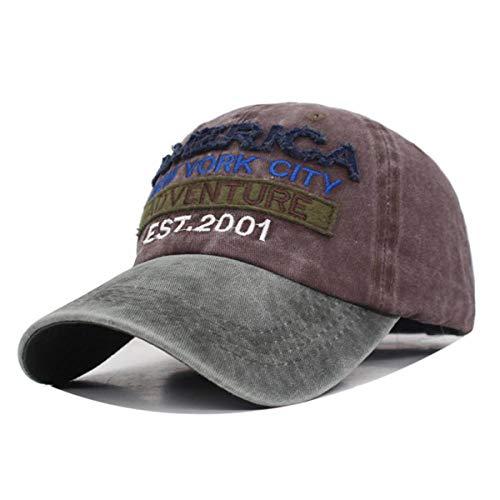 CapHerren Kappe Baseball Cap Männer Frauen Snapback Caps Vintage Knochenhüte Für Männer Cotton Letter Trucker Dad Hat Cap Greencoffee
