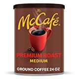 McCafé Premium Medium Roast Ground Coffee (24 oz Canister)