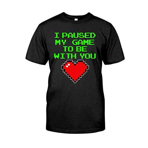 Situen Video Gaming Gamer Valentines Day 1 T-Shirt