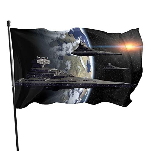 Bandiera della lotta per la Terra Giardino Bandiera Esterna Casa Casa Decorativa Paesaggio Bandiera Bandiera Bandiera Con Occhielli In Ottone Bandiere 9x15 Ft