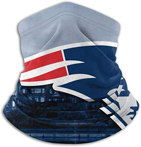 Weiche Fleece Neck Gamasche-Wärmer-Gesichtsmaske, für NFL, Kaltes Wetter Winter Outdoor Sport-Schutz